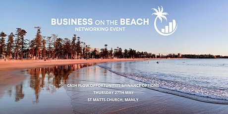 Business on the Beach| Working Capital & Cashflow Options for your Business tickets