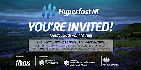 Hyperfast NI - Warrenpoint tickets