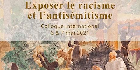 Exposer le racisme et l'antisémitisme - 7 mai / après-midi – par ZOOM billets
