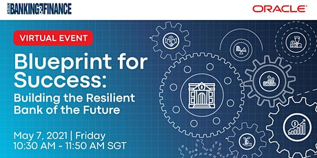 Blueprint for Success: Building the Resilient Bank of the Future tickets