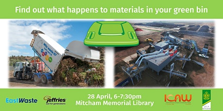 Find out what happens to materials in your green bin tickets