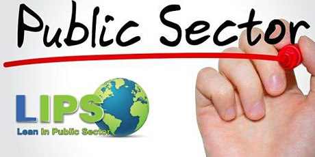 Lean in Public Sector - A Global Report Conference 2021 tickets