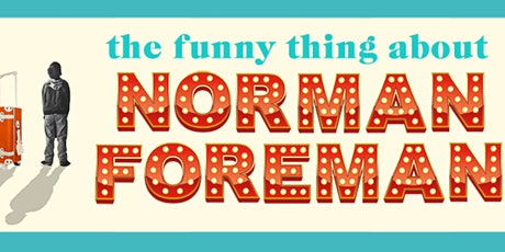 Reading Friends: The Funny Thing about Norman Foreman - virtual book club tickets