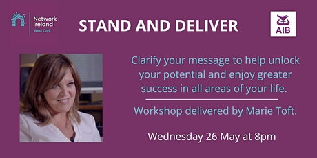 Stand and Deliver - Messaging Workshop tickets