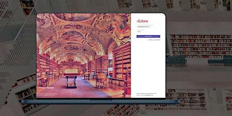 Webinar eLibro - Biblioteca Digital Inteligente y Colaborativa entradas