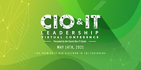 CIO & IT Leadership Virtual Conference 2021 tickets