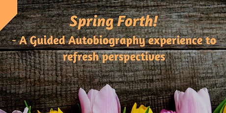 Spring Forth - Story Sharing Circle Tickets