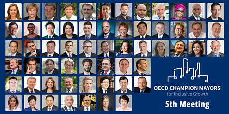 5th Meeting: OECD Champion Mayors for Inclusive Growth tickets