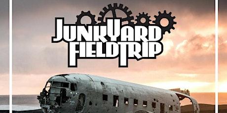 Junkyardfieldtrip @ Photo City Music Hall tickets