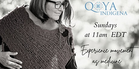 QOYA with Laurie (online) tickets