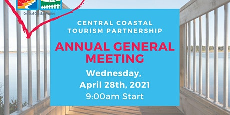 CCTP Annual General Meeting tickets