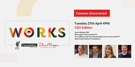 Careers Uncovered: CEO Edition – The Journey tickets