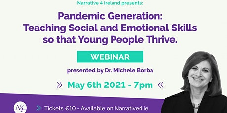 Pandemic Generation: Teaching Social and Emotional Skills  to Young People tickets