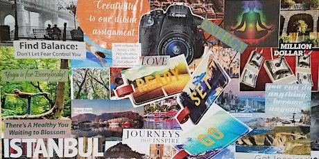Life Dreams and Vision Boards (virtual) tickets
