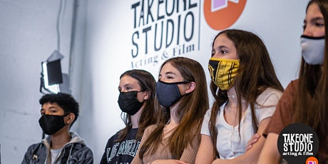 ACTING CLASS FOR TEENS 14y to 17y,  FREE CLASS ON SATURDAYS tickets