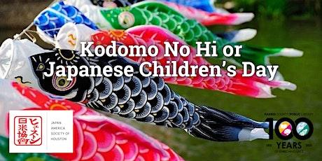 Japanese Children's Day (Kodomo no Hi) tickets