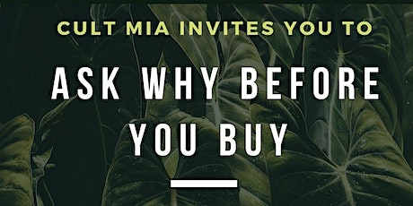 Ask Why Before You Buy tickets