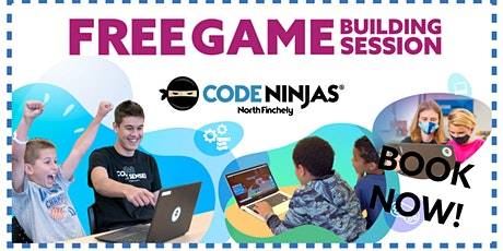 Code Ninjas North Finchley FREE Game Building Session tickets