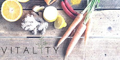 7-day Vegetarian Detox tickets