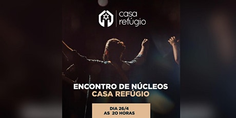 Encontro Casa Refúgio ( Evento On-line) ingressos
