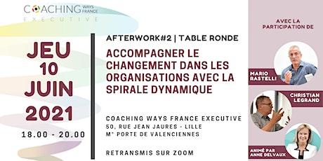 Accompagner le changement dans les organisations avec la Spirale Dynamique billets