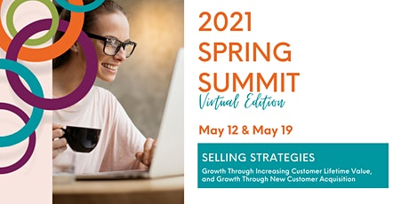 WBDC 2021 Spring Summit: Virtual Edition tickets