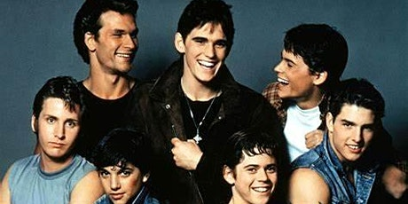 The Outsiders in at the Misquamicut Drive-In tickets