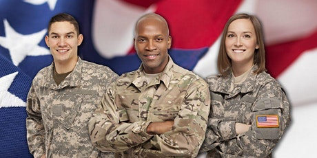 Military & Veterans Expo tickets