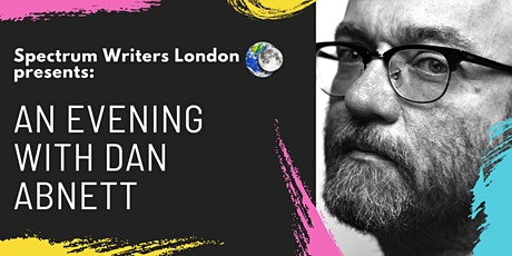 An Evening with Dan Abnett tickets