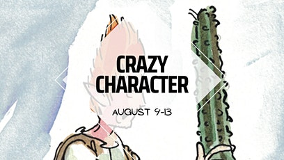 Character Crazy Virtual Camp tickets