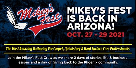 Mikey's Fest Phoenix 2021 tickets