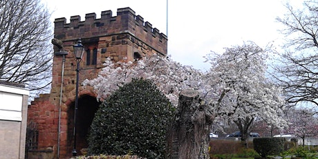 Guided Walk around Coventry City Walls tickets