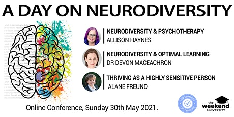 Neurodiversity - Online Conference tickets