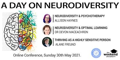 Neurodiversity - Online Conference tickets