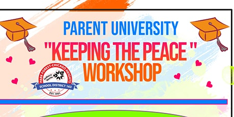 Keeping the Peace -  SEL Family Workshop tickets