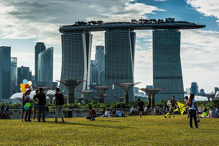 Gardens by the Bay and Marina Barrage Scavenger Hunt for Kids image