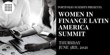 Women in Finance Latin America Summit tickets