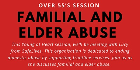 Familial and Elder Abuse tickets