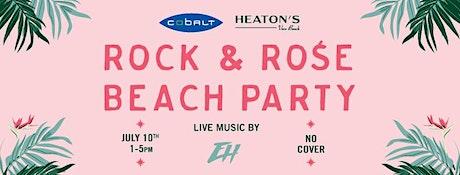 Rock N Rose Beach Party at Vero Beach Hotel! tickets