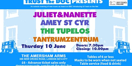 Trust The Doc Live tickets