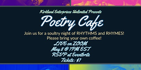 Poetry Cafe tickets