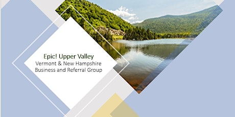 Upper Valley Networking tickets