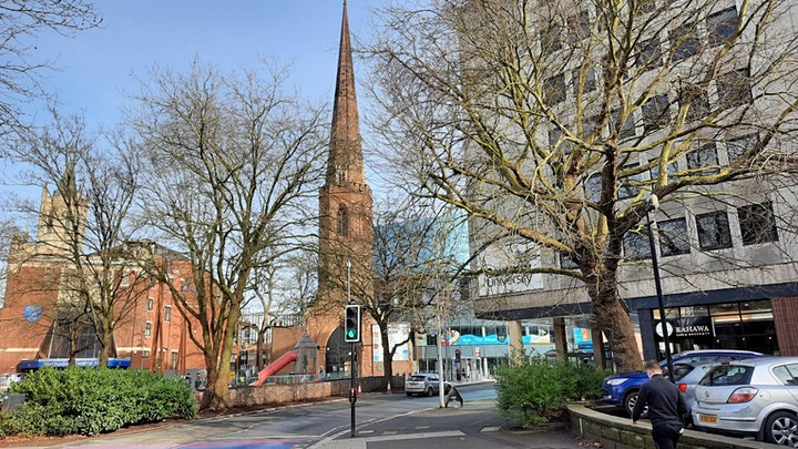 Guided Walk around Coventry City Walls image