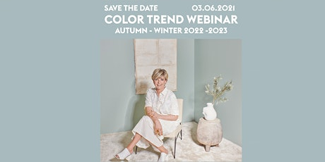 Color Trend Webinar Autumn-Winter 2022/2023 tickets