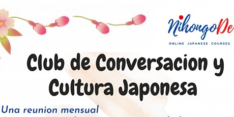 NihongoDe Japanese Conversation & Culture Club tickets