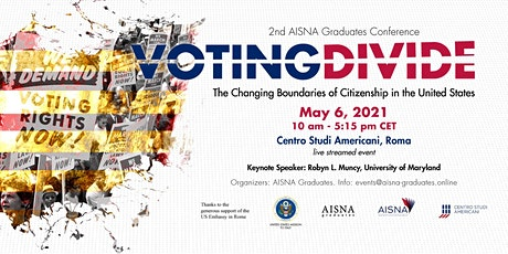 Voting Divide: The Changing Boundaries of Citizenship in the United States tickets