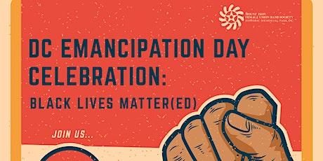 DC Emancipation Day Celebration! tickets