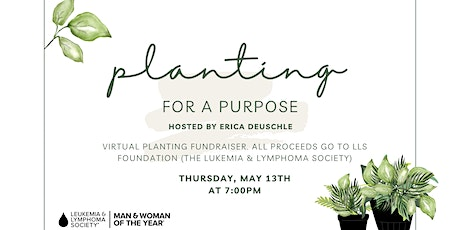 Planting with a Purpose tickets