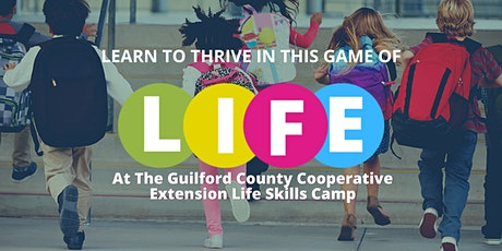 Life Skills Camp - Elementary School tickets