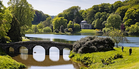 Timed entry to Stourhead (19 Apr - 25 Apr) tickets